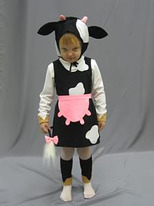 Костюм коровы с сиськами фото 171-114