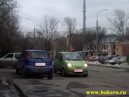 Daewoo Matiz и Nissan Note