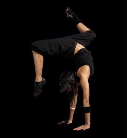 R'n'b танец