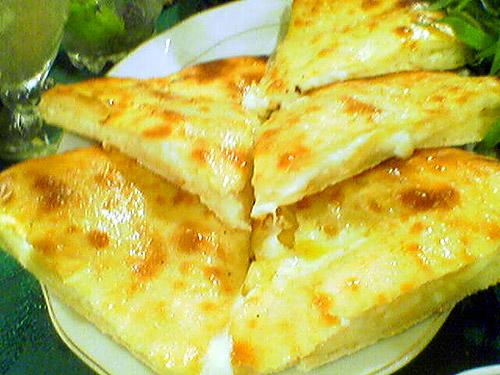 хачапури по аджарски рецепт с фото для ленивых