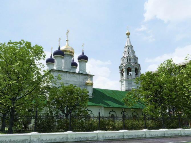 Документально храм известен с