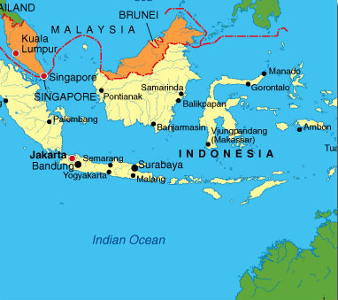Индонезийский архипелаг