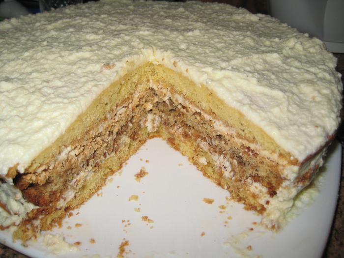 Торт поцелуй негра рецепт с пошагово 148