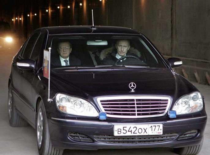 Путин в Сочи