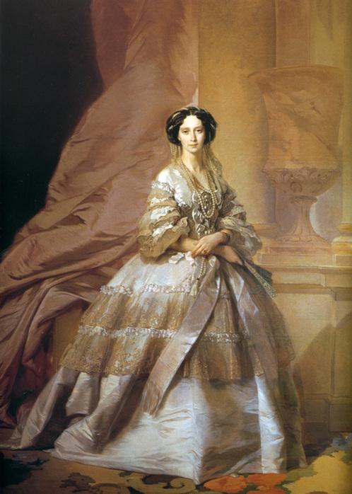 Карл рейхель портрет императрицы