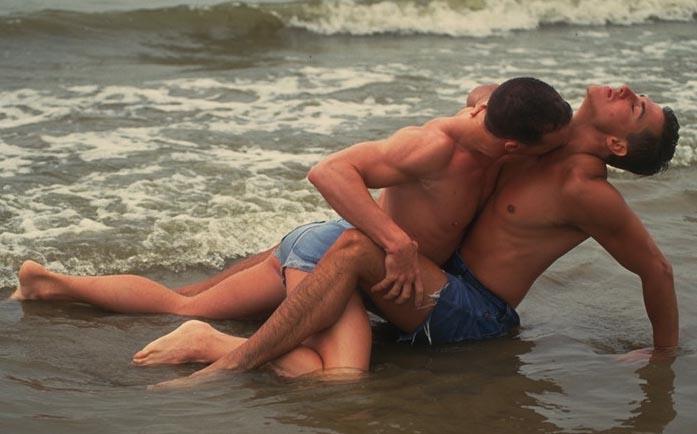 Любовь гей фото