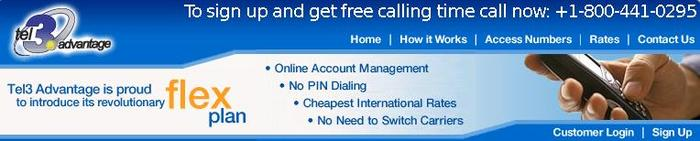 Cheap Prepaid International Long Distance Phone Service without calling card