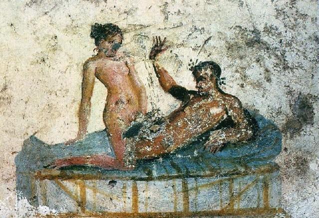 О сексе в Древнем Риме. Просмотров: 642). Polichinelle.
