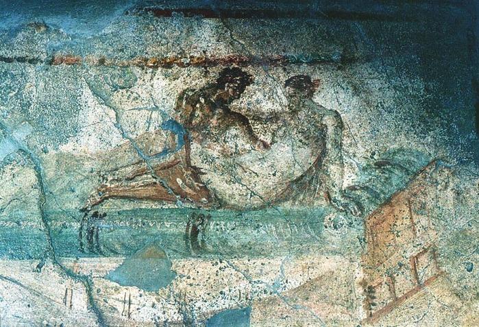 как в древние времена занимались сексом