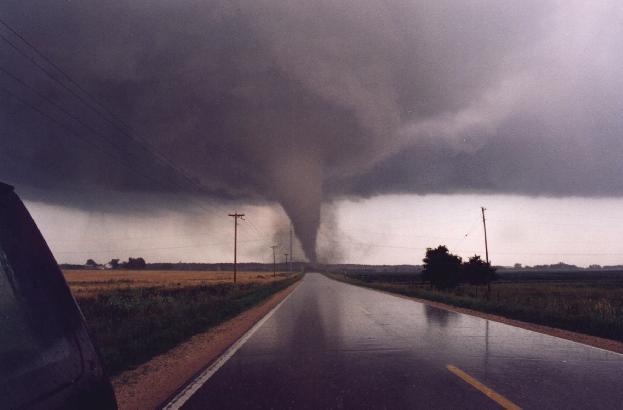 фото торнадо и смерчей