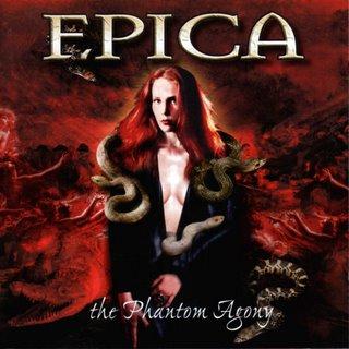 البوم epica the phantom agony