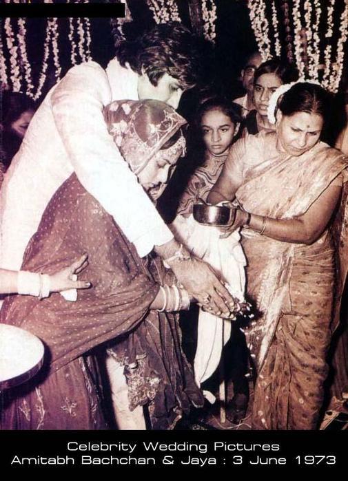 Свадьба амитабха баччана