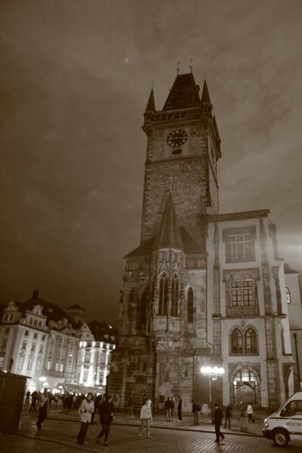 Старая площадь, Прага