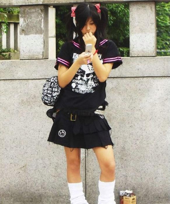 Комментарий японская мода