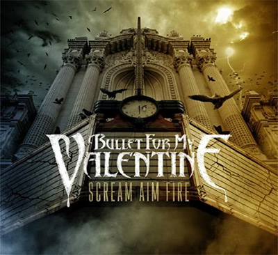 Bullet For My Valentine. No Controle · Hand Of Blood · Curses