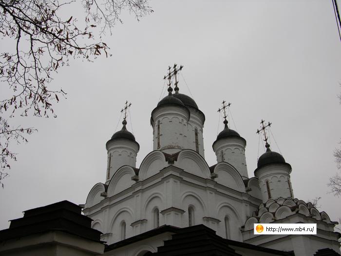 .... а из нашего окна - церковь старая видна!
