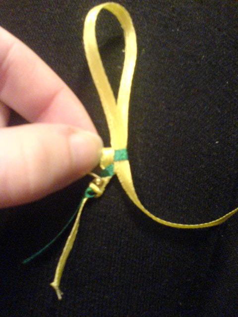 编织缎带的教程 (管委会) - maomao - 我随心动