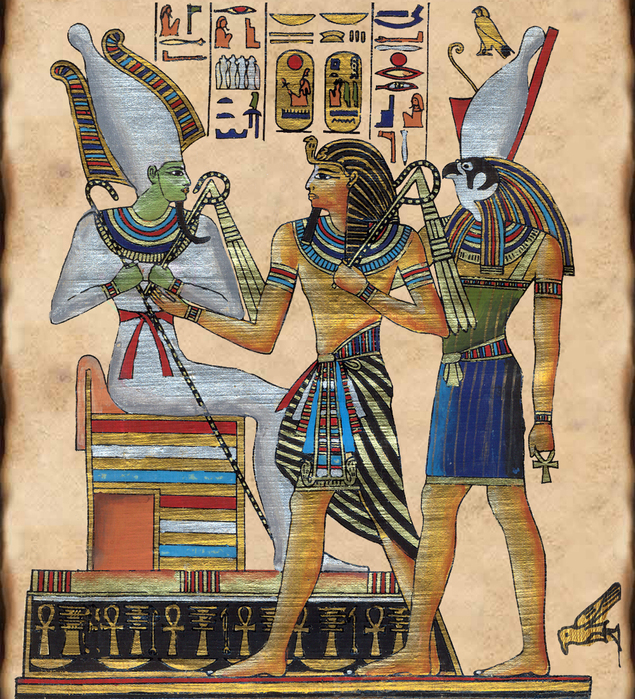 the religion and faith of the egyptians