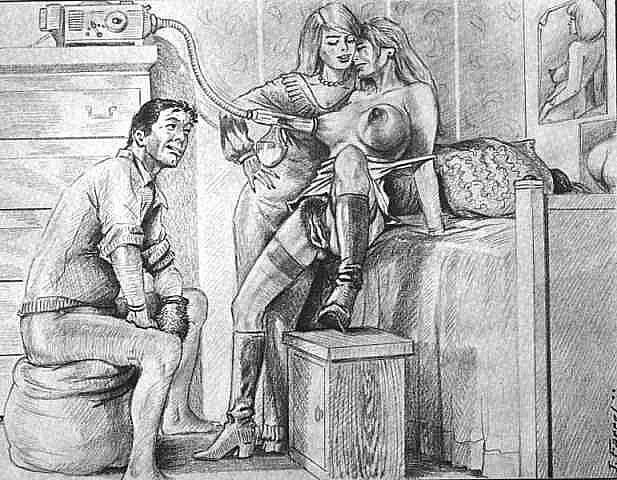 частное фото рабынь