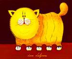 Обкурочная кошка