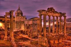 Форум. Рим. Автор —  Maurice