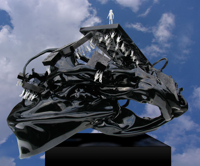 Интересная монументальная скульптура - Страница 2 21779126_2