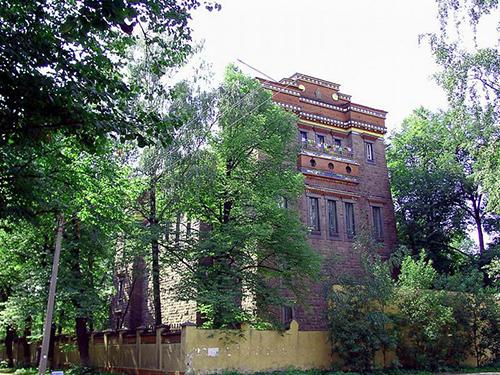 """Буддийский храм  """"Дацан Гунзэчойнэй """", Санкт Петербург."""