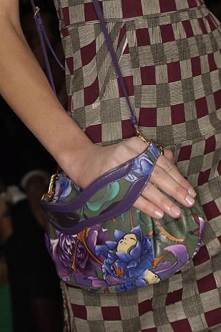 Женские сумки Prada сезона весна 2008.