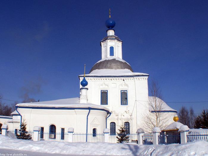 Галич. Церковь Космы и Дамиана