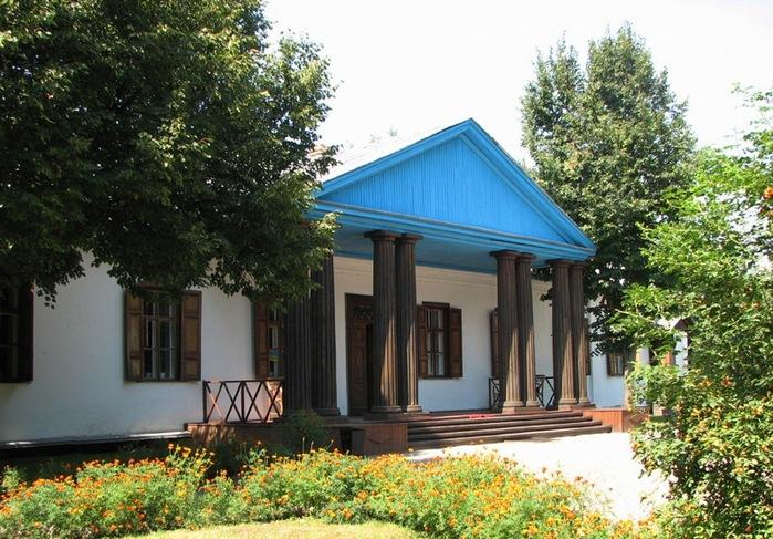домик Гоголя