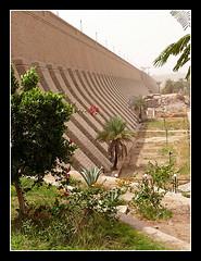 Асуанская плотина. Фото с flickr.com, сделано kaishaku