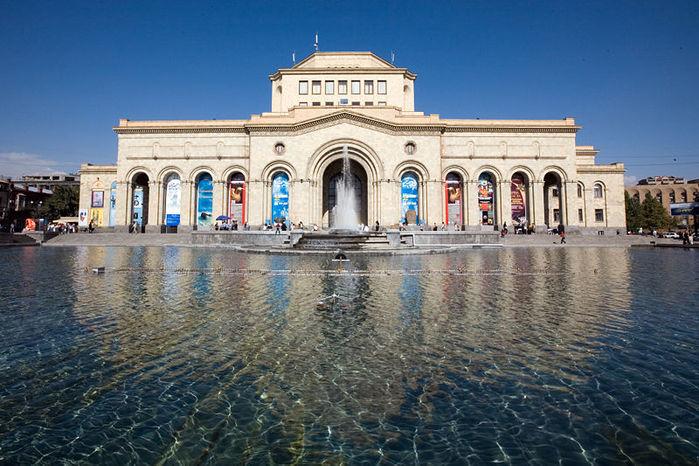 К 200-летию со дня рождения Айвазовского: в Национальной картинной галерее Армении в сентябре откроется выставка работ мариниста
