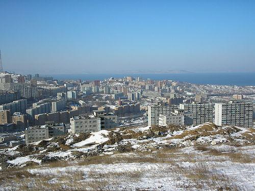 Владивосток картинки природа