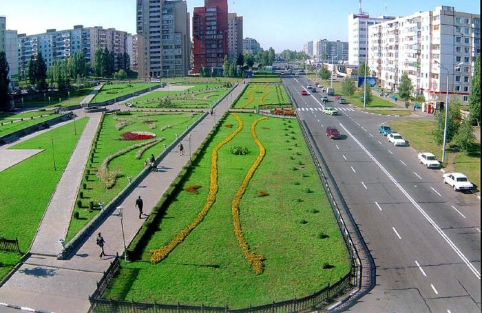 Немного информации о городе Ста́рый Оско́л - город в России.