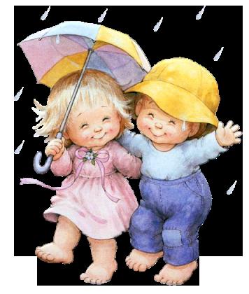 """Сценарий летнего праздника """"Праздник летних дождей"""""""