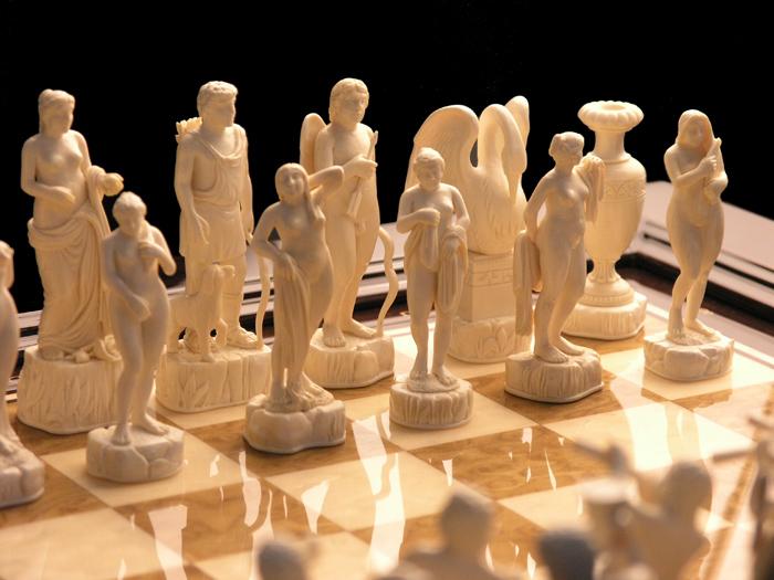 Эротические картинки и фото шахмат