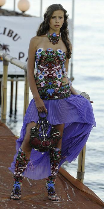 """Коллекция  """"Игра в бисер """" была представлена на """" """"Odessa Holiday Fashion..."""