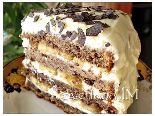 рецепты очень простых тортов с фото