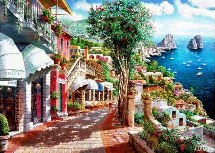 живопись италии: