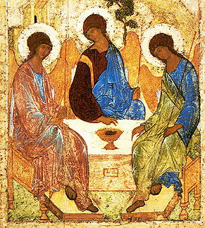 Троица Рублева (291x324, 48Kb)
