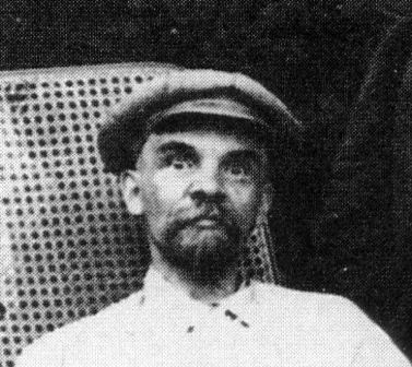 Ленин в Горках
