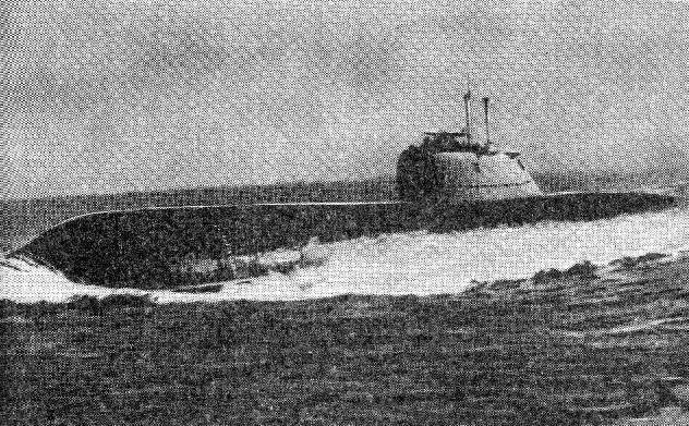 к 429 подводная лодка википедия травяной