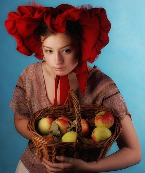 Пороно с красная шапочку 4 фотография