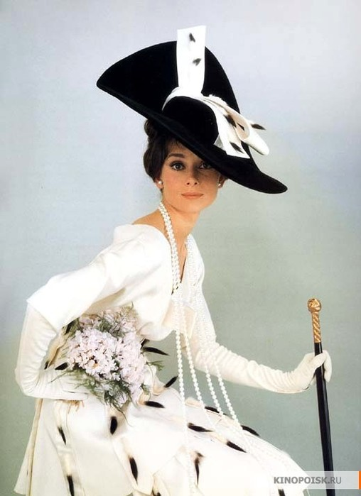 """Фото Одри Хепберн, фотоальбом  """"Подборка фотографий 3 """" (329/969)"""