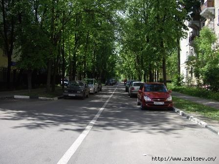 Мытищи улица Крупской