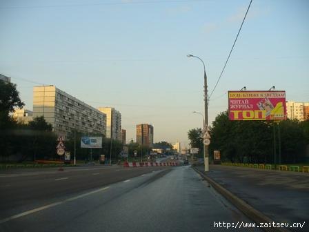 Бабушкинская: ремонтные работы на Енисейской улице
