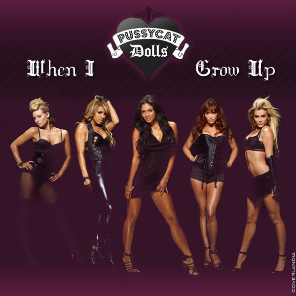 WHEN I GROW UP CHORDS by The Pussycat Dolls