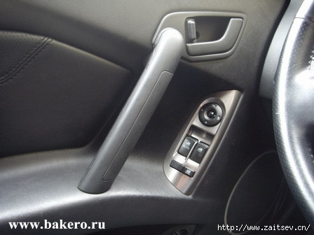 Hyundai Coupe Хендай Купе Дверь