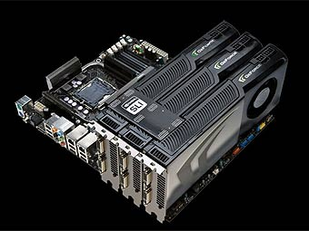 GeForce GTX 280. Фото Nvidia