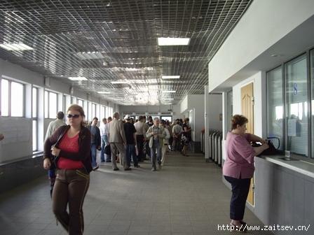Станция Перловская